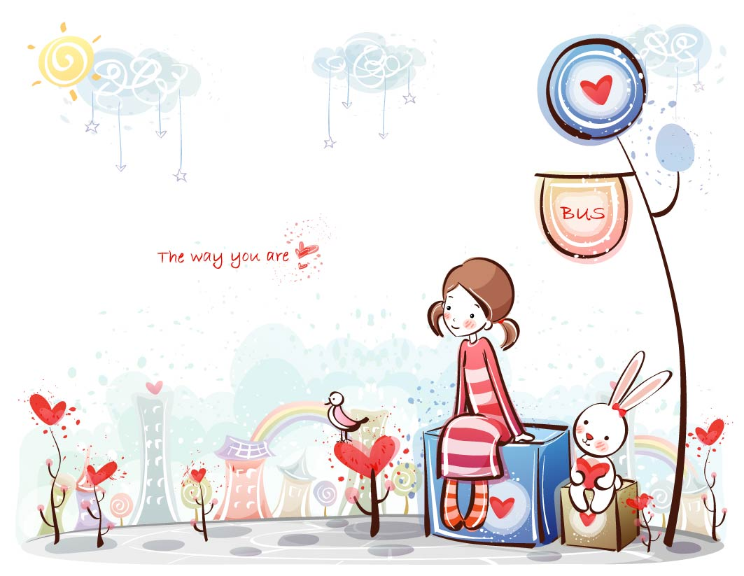 cute_little_couple_vector_1630_1