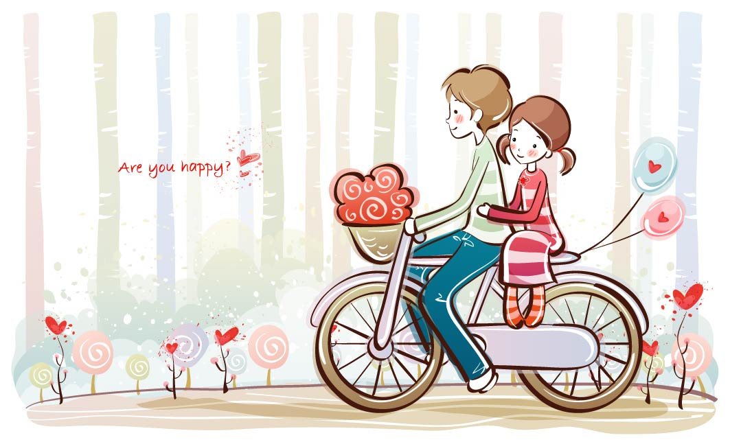 cute_little_couple_vector_1630_13