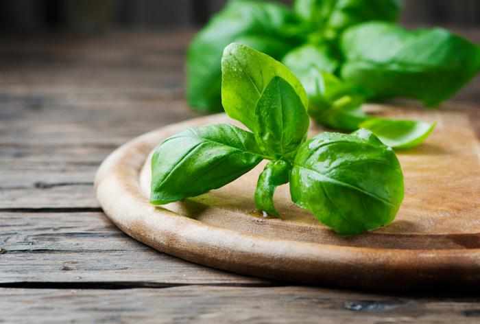 Basil Helps In Detoxifying the Body for fair skin